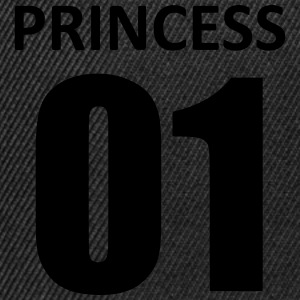 princess 01 Shirts - Snapback Cap