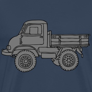 Truck 2 Long sleeve shirts - Men's Premium T-Shirt