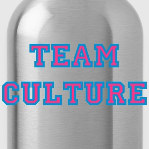 TeamCultureCyanMagenta T-Shirts - Water Bottle