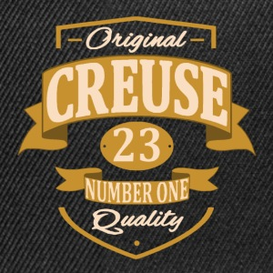 Creuse Tee shirts - Casquette snapback