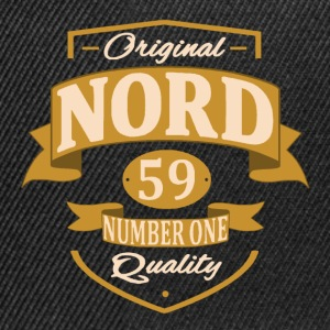 Nord Tee shirts - Casquette snapback