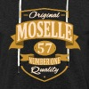 Moselle Sweat-shirts - Sweat-shirt à capuche léger unisexe