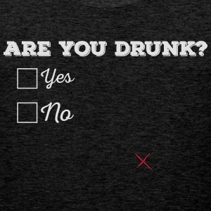 Are you drunk? - Männer Premium Tank Top