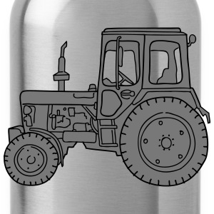 Tractor agriculture 2 T-Shirts - Water Bottle