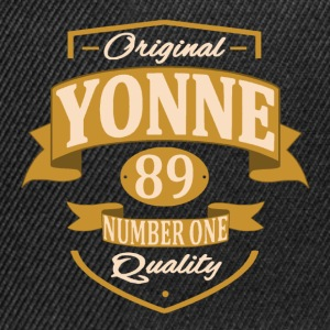 Yonne Tee shirts - Casquette snapback