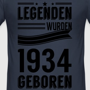 1934 - Männer Slim Fit T-Shirt