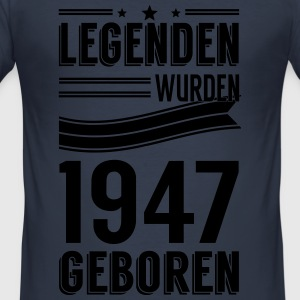 1947 - Männer Slim Fit T-Shirt