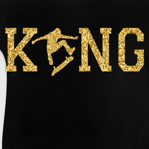 Skateboard King Shirts - Baby T-Shirt