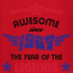 Awesome since 1967 - Psychedelic Edition T-Shirts - Baby Langarmshirt