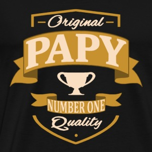 Papy Sweat-shirts - T-shirt Premium Homme
