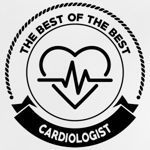 Cardiologist Kardiologe Cardiologue Doctor Shirts - Baby T-Shirt
