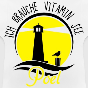 Vitamin See Poel Pullover & Hoodies - Baby T-Shirt