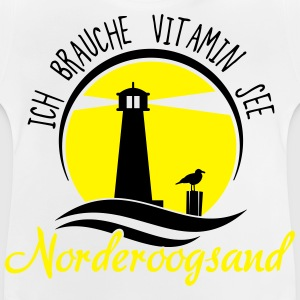 Vitamin See Norderoogsand Pullover & Hoodies - Baby T-Shirt