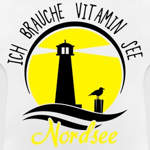 Vitamin See Nordsee Pullover & Hoodies - Baby T-Shirt