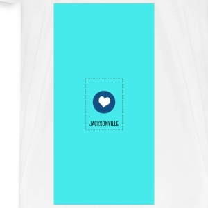 I love Jacksonville - Case Other - Men's Premium T-Shirt