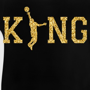 King basketball player Shirts - Baby T-Shirt