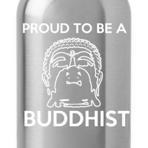 buddhist T-Shirts - Water Bottle