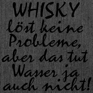 whisky T-Shirts - Schultertasche aus Recycling-Material
