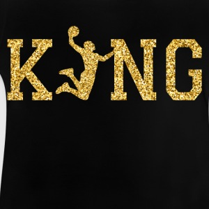 Basketball King Long Sleeve Shirts - Baby T-Shirt