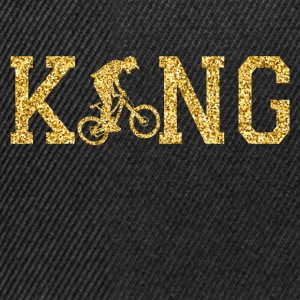 BMX King Tee shirts - Casquette snapback