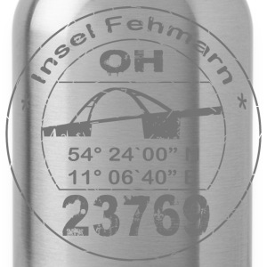 Fehmarn Stempel Pullover & Hoodies - Trinkflasche