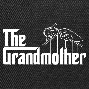 The grandmother Long Sleeve Shirts - Snapback Cap