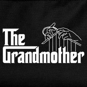 The grandmother Shirts - Kids' Backpack