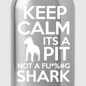 PIT BULL T-Shirts - Water Bottle