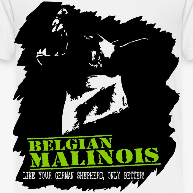 Malinois Schutzdienst Herrenshirt