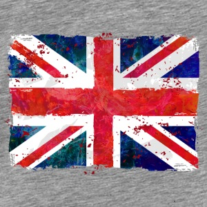 Union Jack - UK Flag Pullover & Hoodies - Männer Premium T-Shirt