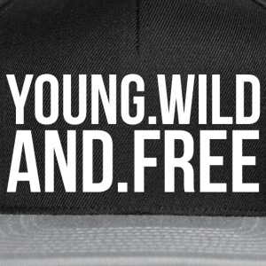 YOUNG AND FREE T-Shirts - Snapback Cap
