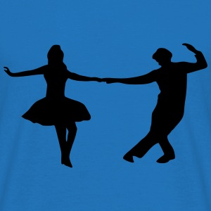 dancing couple Tops - Men's T-Shirt