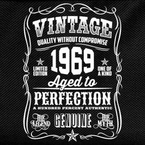 1969 Aged to Perfection White print - Kids' Backpack