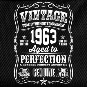 1963 Aged to Perfection White print - Kids' Backpack