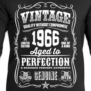 1966 Aged to Perfection White print - Men's Sweatshirt by Stanley & Stella