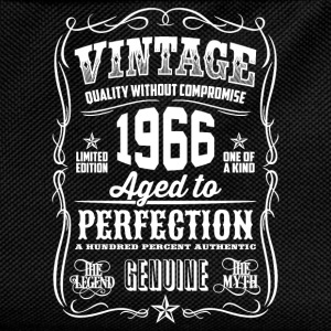 1966 Aged to Perfection White print - Kids' Backpack