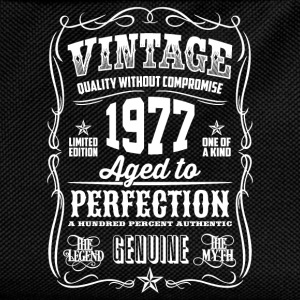 1977 Aged to Perfection White print - Kids' Backpack