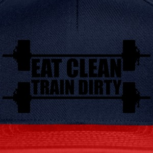 Weights weight lifting dumbbell weights training e T-Shirts - Snapback Cap