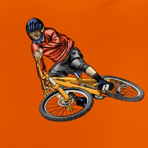 Mountainbike T-shirts - Baby-T-shirt