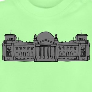 Reichstag building Berlin 2 Shirts - Baby T-Shirt