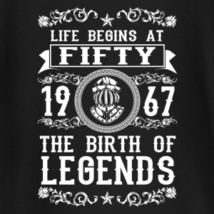 1967 - 50 years - Legends - 2017 T-shirts - Långärmad T-shirt baby