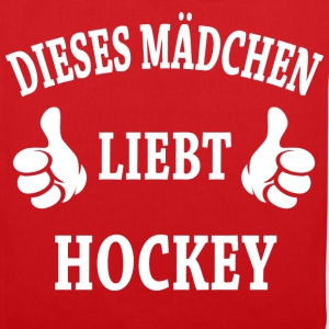 Hockey T-Shirts - Stoffbeutel