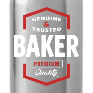 Baker Logo T-shirt - Water Bottle