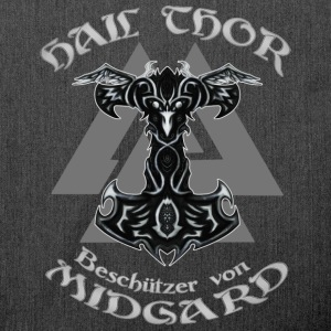 HAIL THOR Pullover & Hoodies - Schultertasche aus Recycling-Material