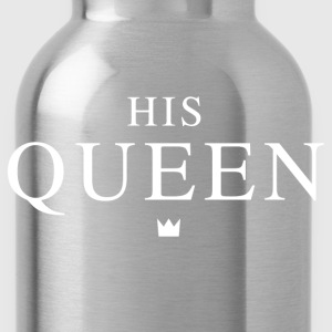 HIS QUEEN Pullover & Hoodies - Trinkflasche