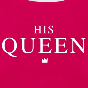 HIS QUEEN Pullover & Hoodies - Frauen Premium Tank Top