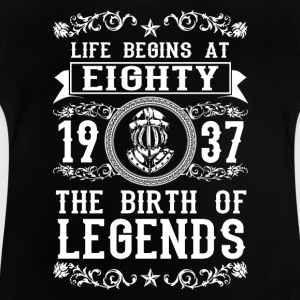 1937 - 80 years - Legends - 2017 Shirts - Baby T-Shirt