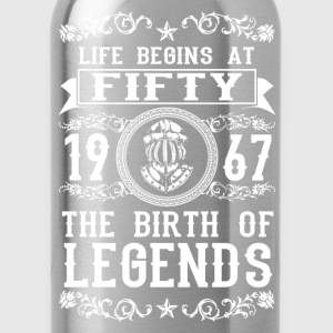 1967- 50 years - Legends - 2017 Hoodies & Sweatshirts - Water Bottle