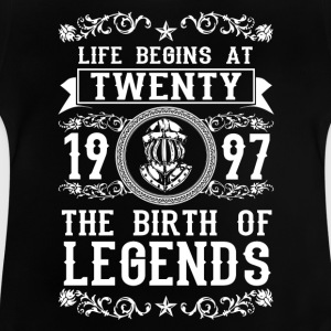 1997 - 20 years - Legends - 2017 Shirts - Baby T-Shirt