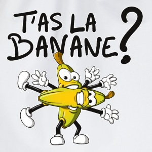 T'as la banane ? Tabliers - Sac de sport léger